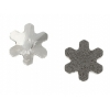 Swarovski Flatback 2826 Flower 5mm Crystal
